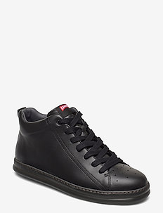 Runner Four - hoog sneakers - black