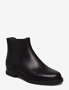 Iman - chelsea boots - black