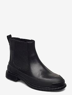 Pix - chelsea støvler - black