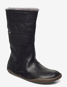 Peu Cami - pitkävartiset saappaat - black