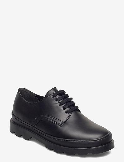 Brutus - buty sznurowane - black
