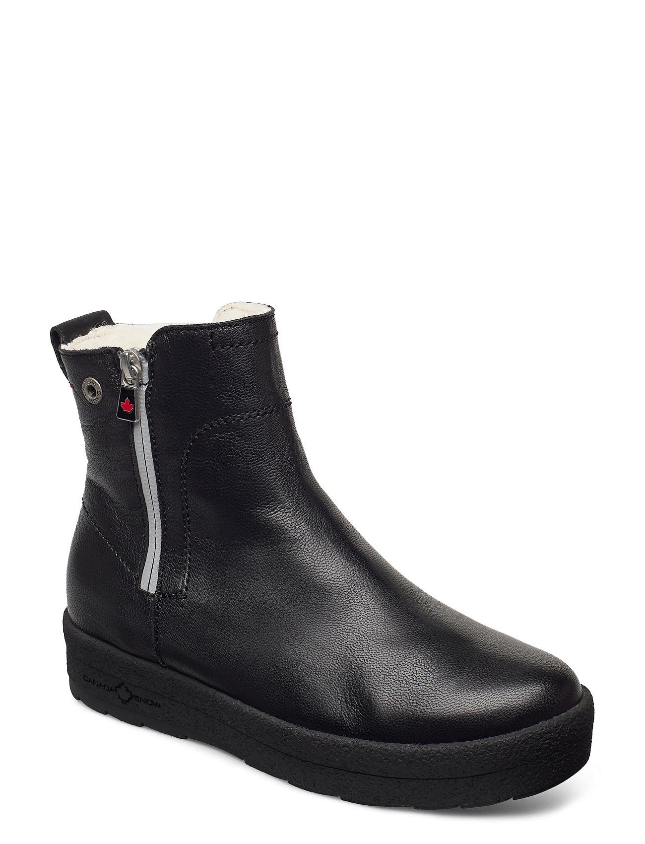 Image of Mount Baker Shoes Boots Ankle Boots Ankle Boot - Flat Sort Canada Snow (3445899585)