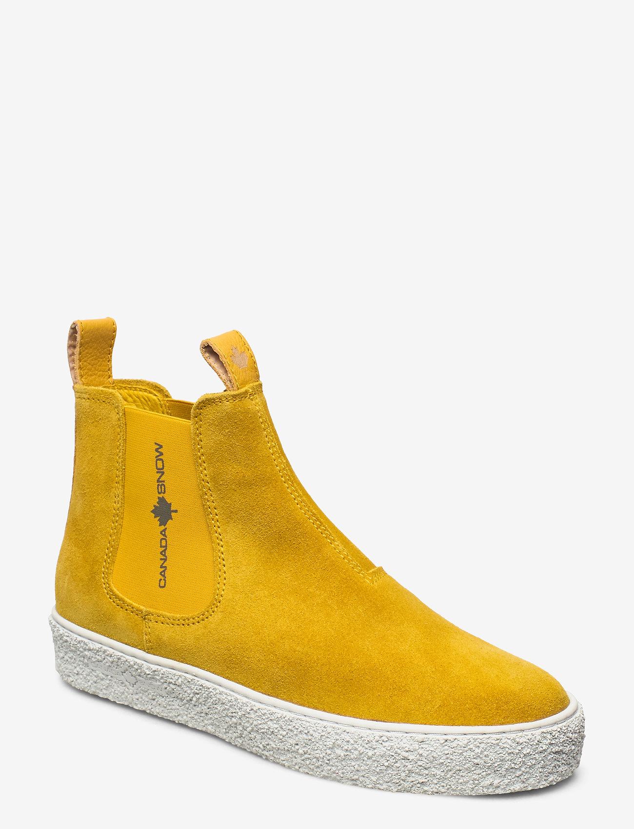 Canada Snow - Mount Verm - chelsea boots - yellow - 0
