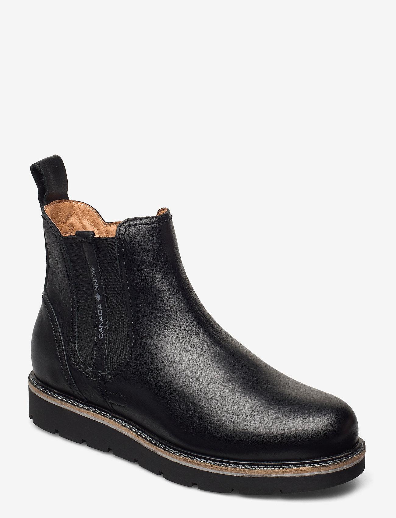 Canada Snow - Aspen Zip - chelsea boots - black - 0