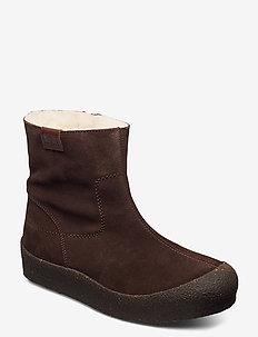 Quebec - vinterstøvler - brown