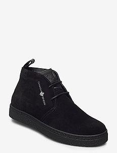 Mount Verm - desert boots - black