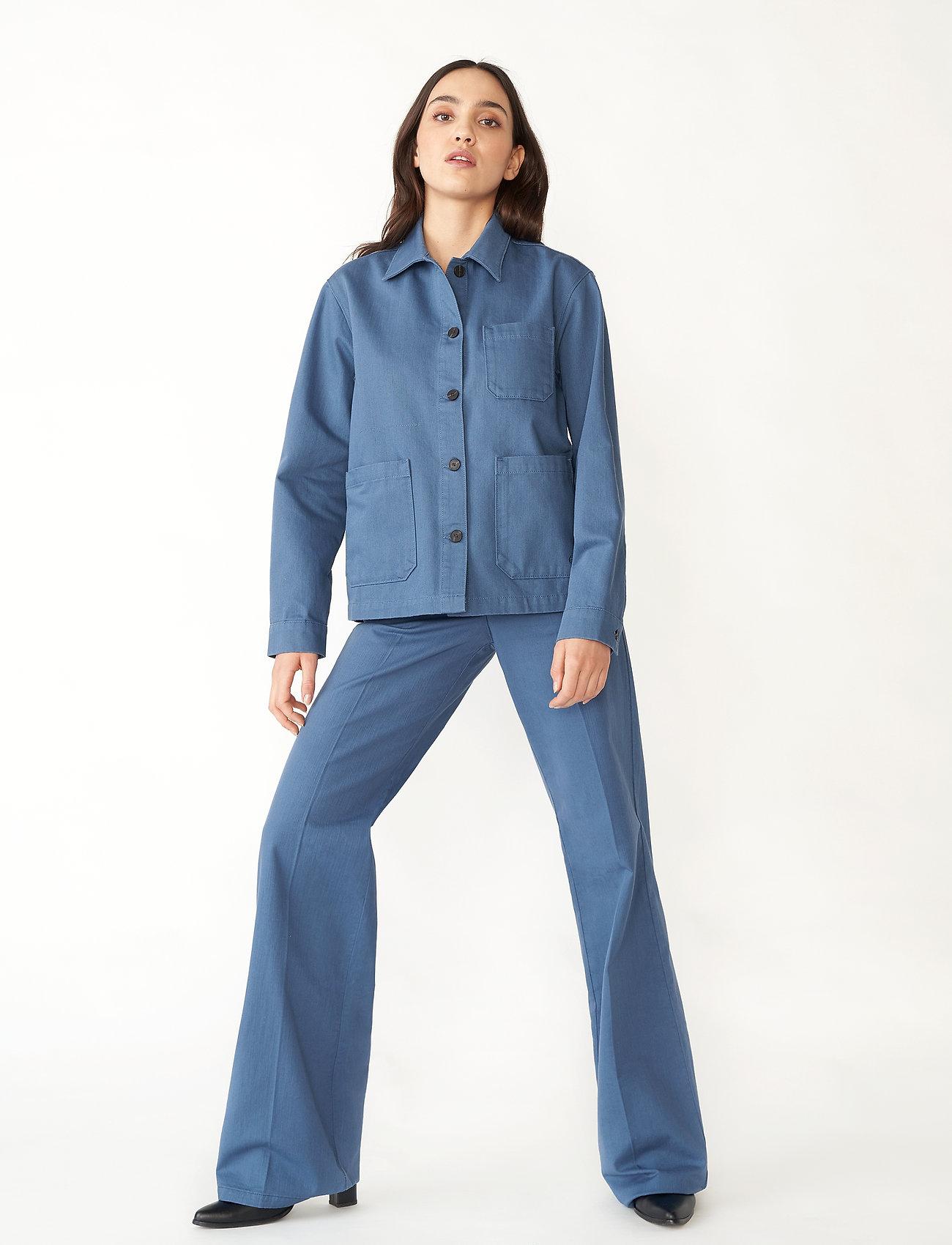 Carin Wester - Penelope - skinnjackor - indigo blue - 0