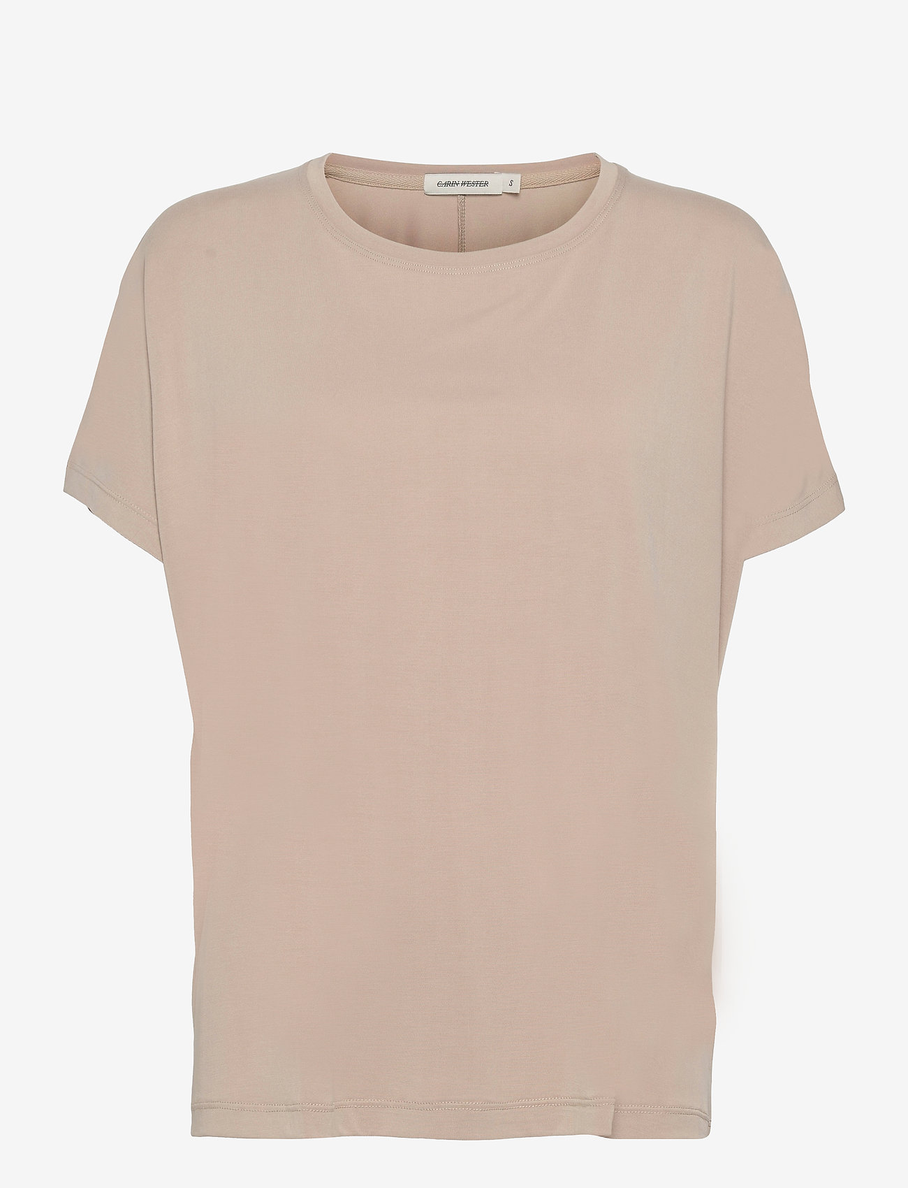 Carin Wester - Shimmer - t-shirts - beige - 1