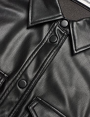 Carin Wester - Lucy PU - alledaagse jurken - black - 6