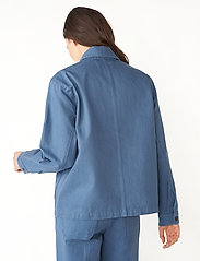 Carin Wester - Penelope - skinnjackor - indigo blue - 4