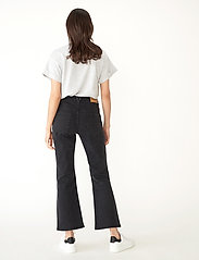 Carin Wester - Palmer - flared jeans - black/dk grey - 4