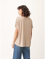 Carin Wester - Shimmer - t-shirts - beige - 3