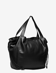 Carin Wester - CAMILLE tote - bucket-laukut - black - 3