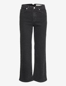 CW Jeans Brooke - straight jeans - black denim 24