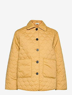 ABI - quiltede jakker - orange