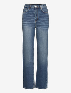 Tatjana - straight jeans - denim blue 14