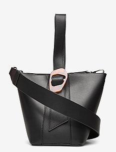 Colette Bag - bucket-laukut - black