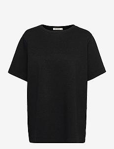 Siri scuba - t-shirts - black