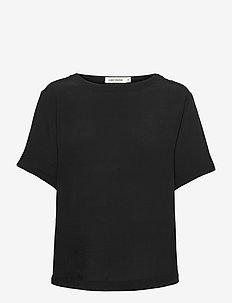 Katja - t-shirts - black
