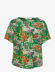Katja - t-shirts - flower