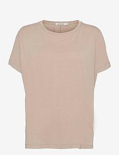 Shimmer - t-shirts - beige