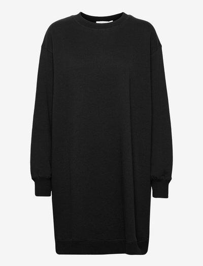 Nasin - summer dresses - black