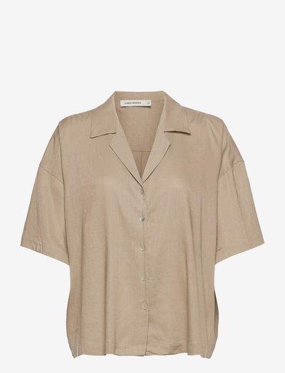 Elise - kortærmede skjorter - crockery