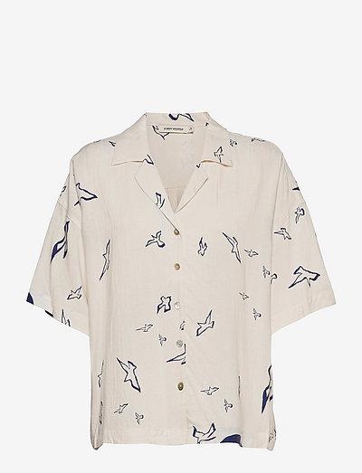 Elise - kortærmede skjorter - multi