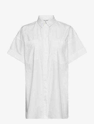 Babette - denimskjorter - bright white