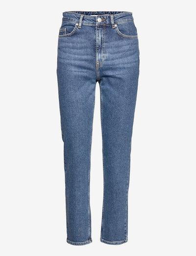 CW jeans Iman - straight jeans - blue denim 5