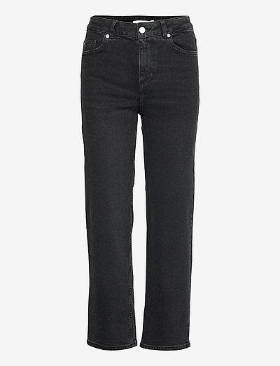 CW Jeans Elle - raka jeans - black denim 9