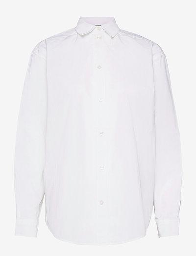 Birke - denimskjorter - brighwhite