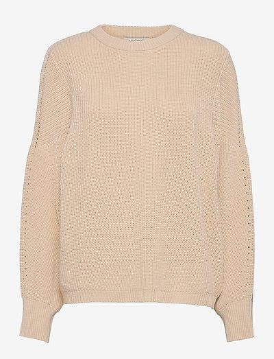 VILDA - trøjer - sandshell