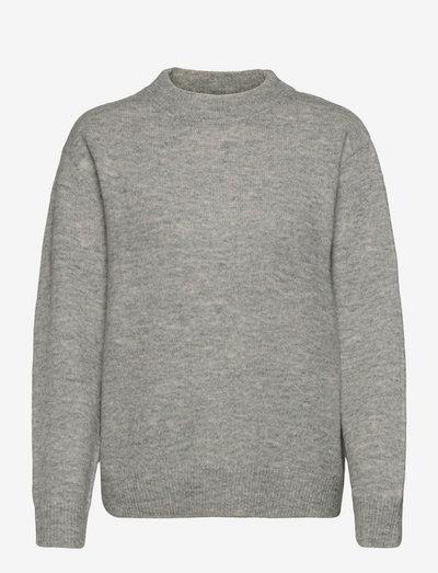 LANA - trøjer - grey mel