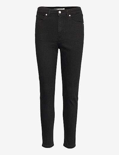 Jane - slim jeans - black