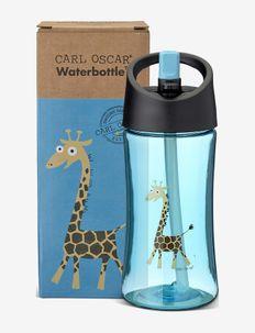 Water Bottle Kids 0.35 L - Turquoise - vannflasker - turquoise