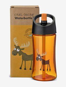 Water Bottle Kids 0.35 L - Orange - vannflasker - orange