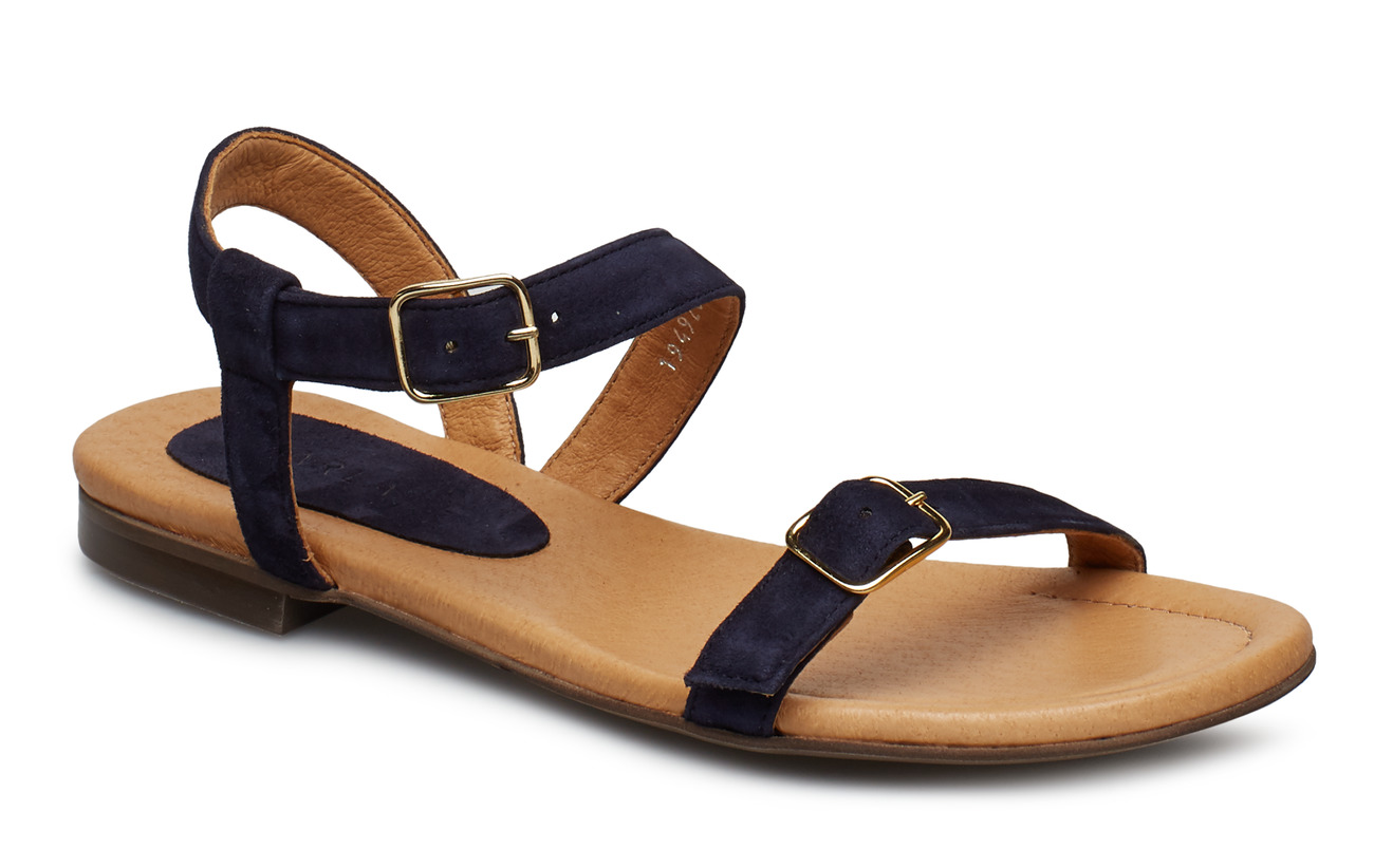 Carla F SANDALS - NAVY SUEDE 51