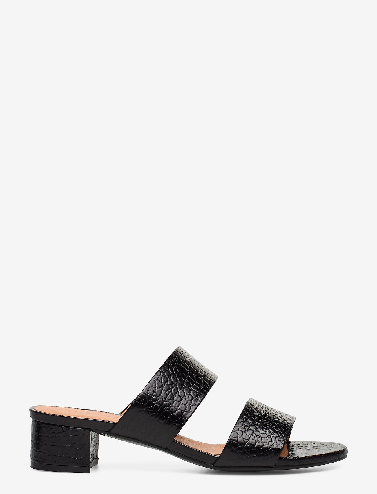 Carla F - SANDALS - mules & slipins - black yango 10 - 1