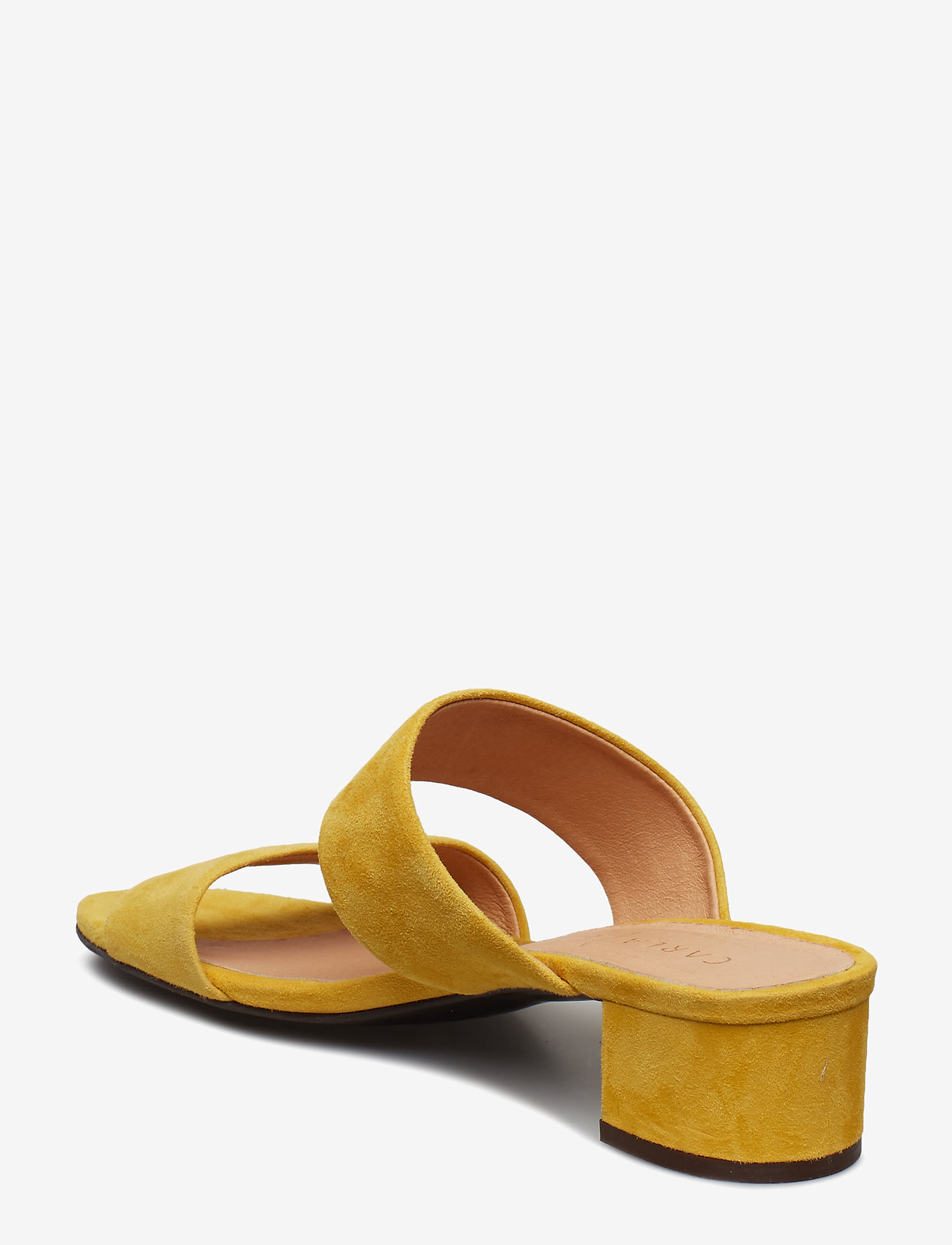 Sandals (Yellow 1795 Suede 55) - Carla F