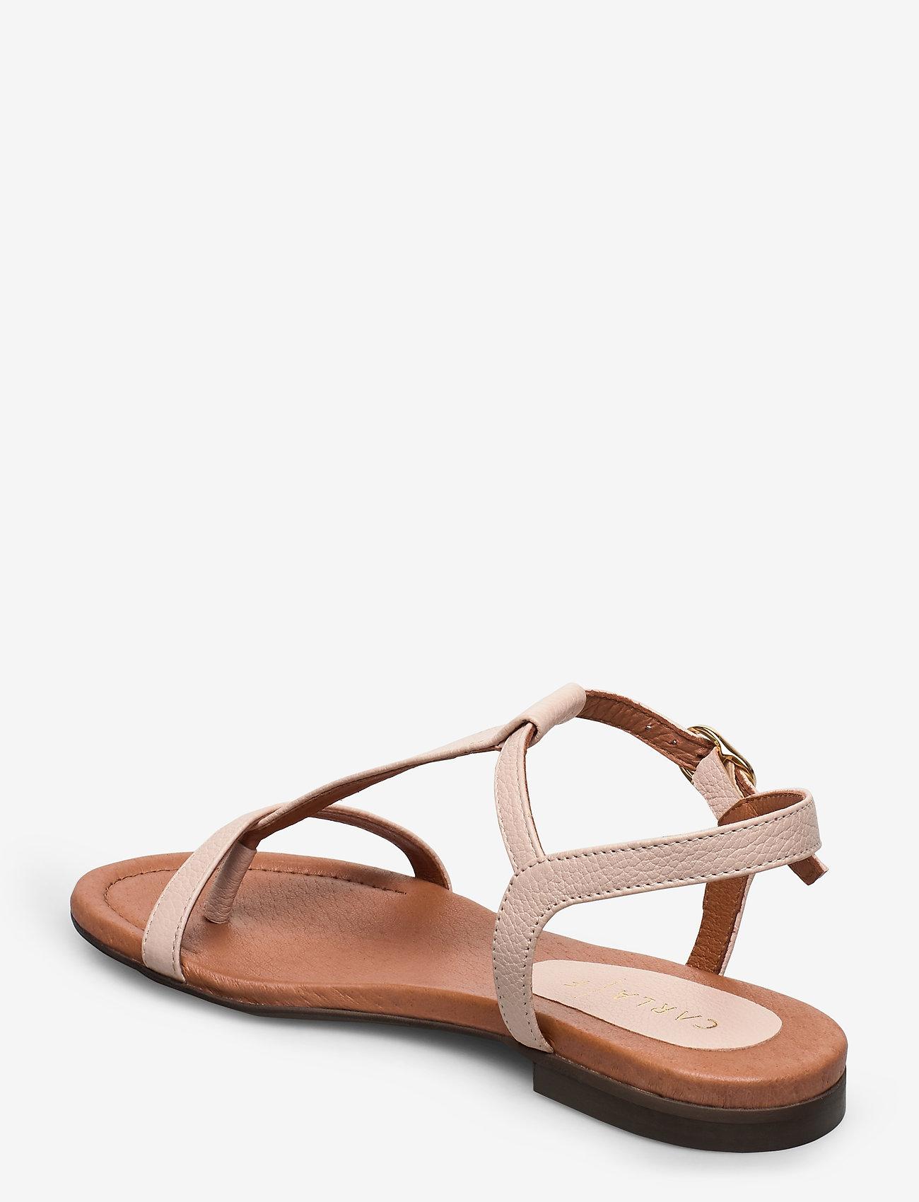Sandals (Nude Buffalo 89) - Carla F