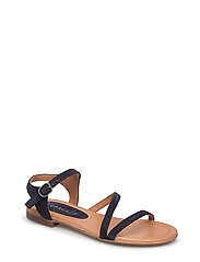 SANDALS - NAVY KALAIDO SUEDE 511