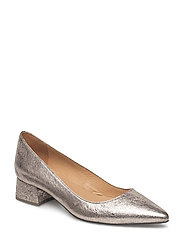 PUMPS - ROSE METAL 8