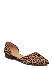 SHOES - LEOPARDO SUEDE 542