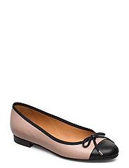Shoes 18810 - BL.NAPPA/ROSE NAPPA 789