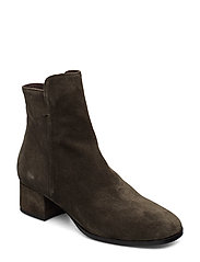 Booties 95500 - ARMY 1607 SUEDE 557