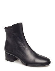 Booties 95500 - BLACK CALF 60