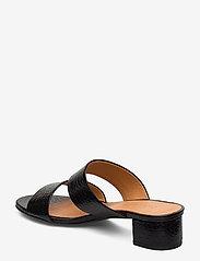 Carla F - SANDALS - mules & slipins - black yango 10 - 2