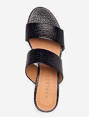Carla F - SANDALS - mules & slipins - black yango 10 - 3