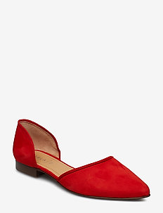 SHOES - SUMMER RED 1577 SUEDE 57